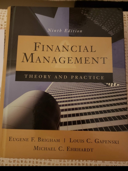 Livro Financial Manegement - Theory Anda Practice
