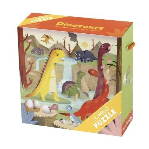 Mudpuppy Dinosaurs Jumbo Puzzle