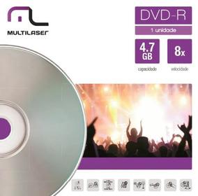 Midia Dvd-r 1 Un. 16x Promoção