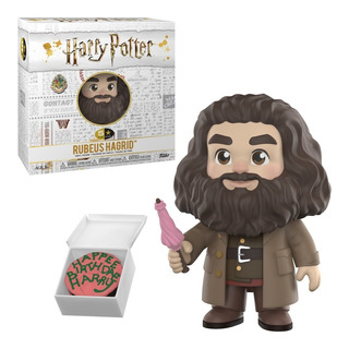 Funko 5 - Star - Harry Potter - Rubeus Hagrid - (30452)