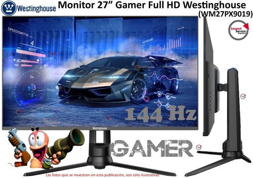 Imagen 1 de 8 de Monitor 27  Gamer Full Hd Westinghouse 144 Hz (wm27px9019)