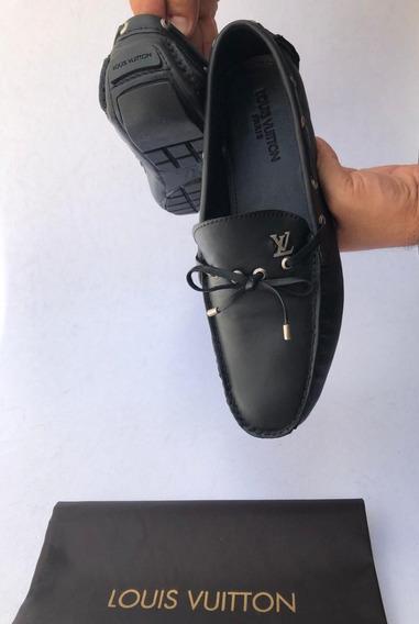 Mocasin Lv Gucci Feragamo Zapato Caballero Envio Gratis