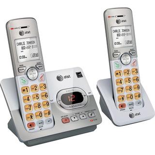 Telefonos Inalambricos At&t El52203 Envio Gratis 2 Handsets