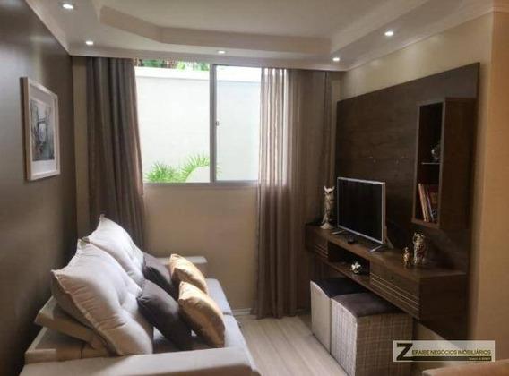 Apartamento À Venda, 38 M² Por R$ 235.000,00 - Gopoúva - Guarulhos/sp - Ap0218