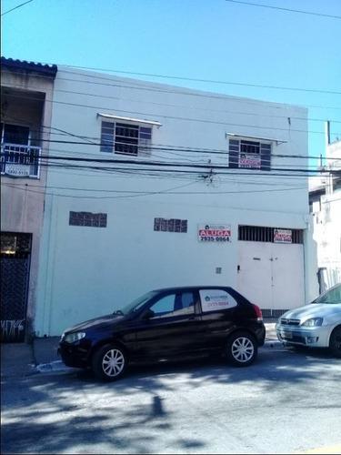 Prédio, 500 M² - Venda Por R$ 850.000,00 Ou Aluguel Por R$ 6.000,00/mês - Jardim Santa Margarida - São Paulo/sp - Pr0014