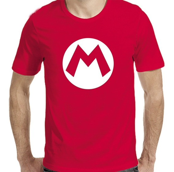 Remeras Mario Bross Luigi Nintendo Vinilo |de Hoy No Pasa| 7