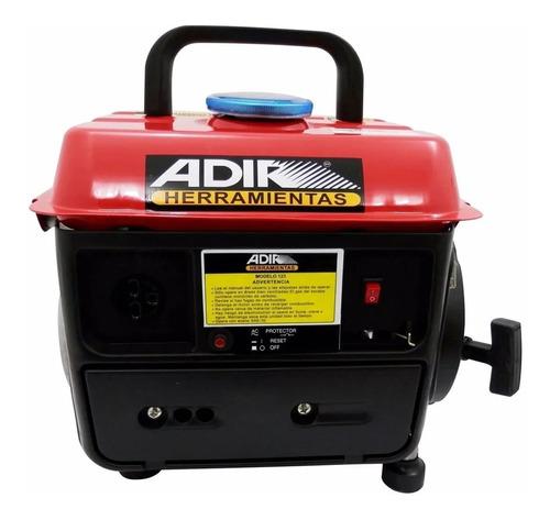 Imagen 1 de 5 de Planta Luz Generador Gasolina 1.5hp 8h 950w 120v Adir 123