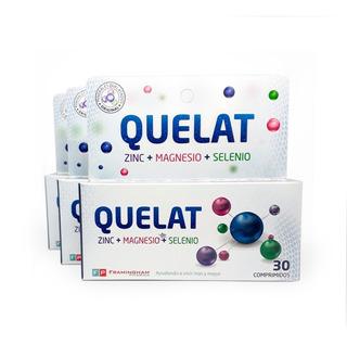 Quelat Complex X 90 Comprimidos - Envio Gratis-super Oferta
