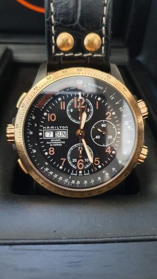 Relógio Hamilton Khaki Ed. Ltda