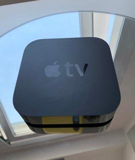 Apple Tv 3era Generación A1469 1080 + Cable Hdmi Apple + Con