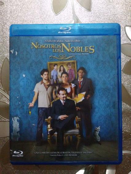 Blu Ray Disc Nosotros Los Nobles (2013)