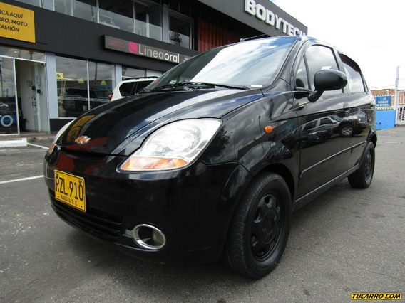Chevrolet Spark Life 1,0 Aa Mt Fe