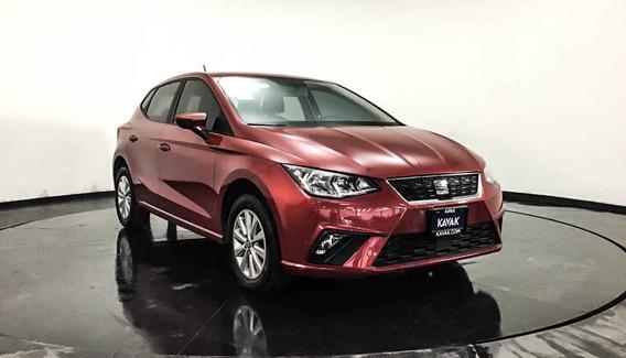 Seat Ibiza Style / Combustible Gasolina 2018 Con Garantía M