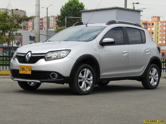 Renault Sandero Stepway Dynamique 1600 Mt Aa 2ab Abs