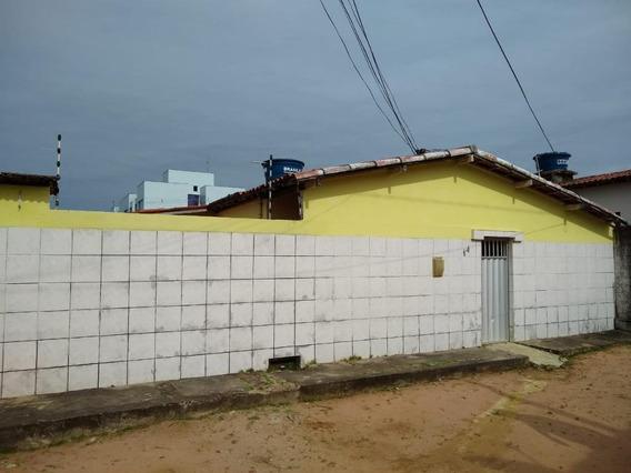 Casa Em Planalto, Natal/rn De 70m² 2 Quartos À Venda Por R$ 100.000,00 - Ca297515