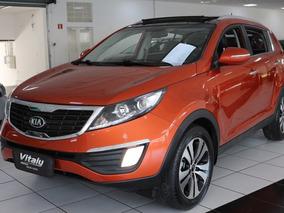 Kia Sportage 2.0 Ex 4x2 Flex Aut. 5p !!!! Top!!! Teto!!!!
