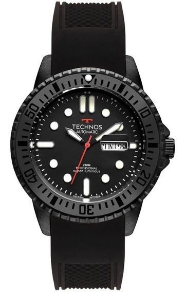 Relógio Technos Analógico Automatico Masculino 8205oi/8p