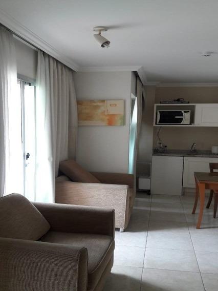 Flat Em Bela Vista, São Paulo/sp De 45m² 1 Quartos À Venda Por R$ 390.000,00 - Fl166245