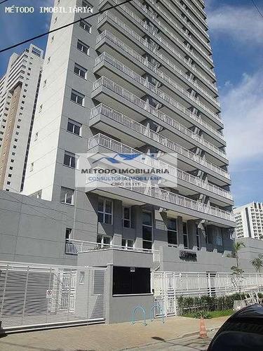 Imagem 1 de 15 de Apartamento Para Venda Em São Paulo, Brooklin, 2 Dormitórios, 1 Suíte, 2 Banheiros, 2 Vagas - 12801_1-1578928