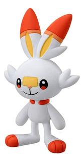 Figuras Pokemon Grookey Scorbunny Sobble Moncolle Nuevas
