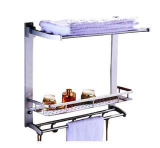 Oferta Organizador 3 Niveles De Aluminio Baño/cocina