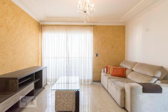 Apartamento No 3º Andar Mobiliado Com 3 Dormitórios E 1 Garagem - Id: 892961192 - 261192