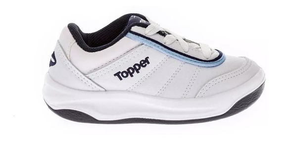 Zapatillas Topper Niños Tie Break 2 Kids / Brand Sports