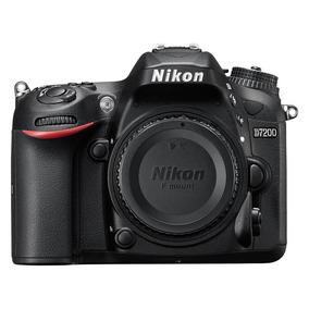 Câmera Nikon D7200 - Apenas Corpo