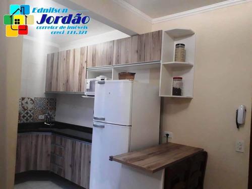 Imagem 1 de 9 de Apartamento Com Cozinha Planejada - Melhor Preço ! - 1871