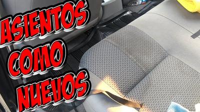 Servicios De Pulitura Y Limpieza De Tapiceria De Carro