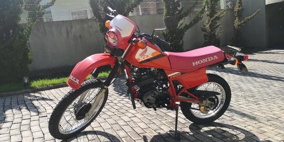 Honda Xlx 250r 1989 - Toda Original - Raridade