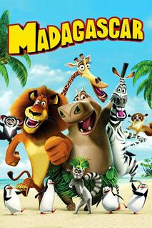 Pelicula Dvd Original Madagascar