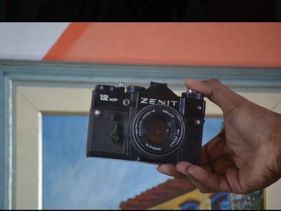 Camera Fotográfica Retrô Zenit 12xp Funcionando