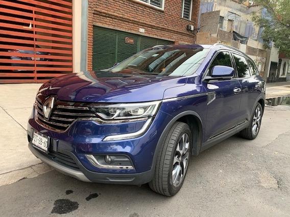 Renault Koelos 2018 Modelo Iconic La Mas Equipada