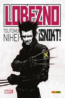 Wolverine: Snikt-tsutomu Nihei-marvel Panini Hc-t Dura