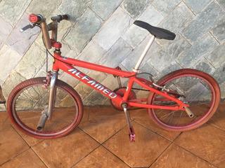 Bicicleta Alfameq Aro 20 Original D Fábrica Nunca Foi Mexida