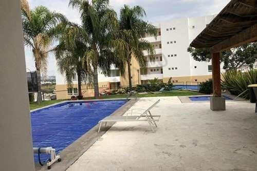 Renta Departamento En Corregidora, Sin Amueblar 2 Recamaras Con Amenidades