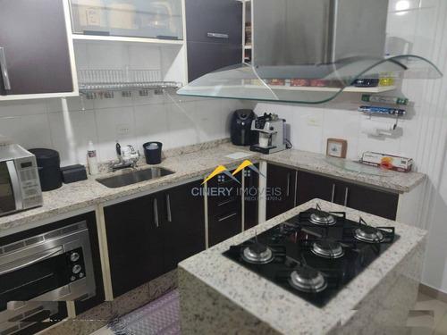 Imagem 1 de 17 de Sobrado À Venda, 77 M² Por R$ 360.000,00 - Itaquera - São Paulo/sp - So0074