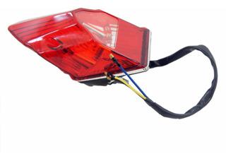 Lanterna Traseira Xtz 150 Crosser