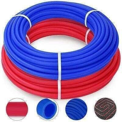 1/2 X100ft Azul Pex Tubería/tubo Pex-b Potable Agua O2-3184