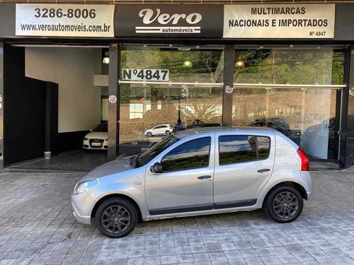 Renault Sandero Expression 1.6 8v Hi-flex Mec.