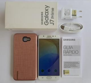 Samsung Galaxy J7 Prime Dual Sim 32gb Dourado