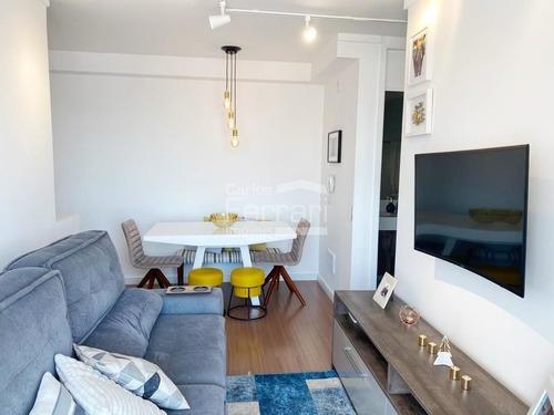 Apartamento 2 Dormitórios, 1 Vaga Na Vila Guilherme - Cf33050