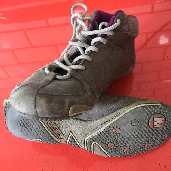 Zapatillas Botitas Merrell Mujer Dama