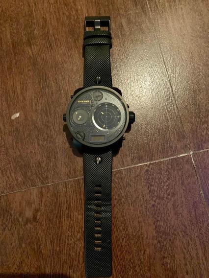 Relógio Diesel Preto Importado 100% Original