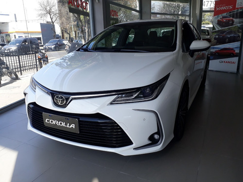 Toyota Corolla 2.0 Se-g Cvt 2021 - M