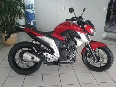 Yamaha Fz 25 Abs 2020 Fazer 250 0km