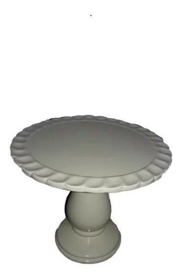 Boleira / Doceira Decorativa Para Festa Em Cerâmica 17 Cm