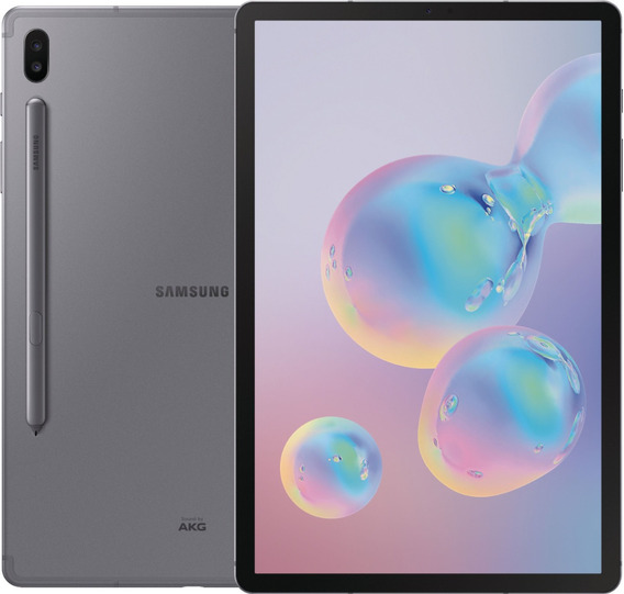 Tablet Samsung Galaxy Tab S6 128gb 6 Ram Tela 10.5 Android