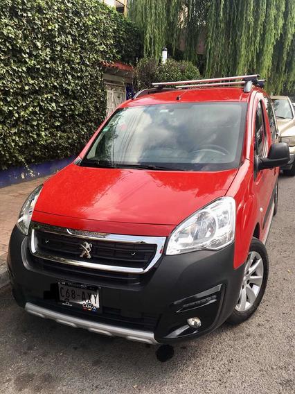Peugeot Partner Tepee 1.6 Outdoor 7 Pas. Mt 2019